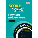 SCORE IN SPM MOD TEST PP PHYSICS '19