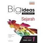 TINGKATAN 1 BIG IDEAS BUKU AKTIVITI SEJARAH