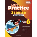 Tahun 6 Let's Practice Science