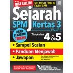 SPM Sejarah Kertas 3 (1249/3) Edisi Keempat