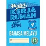 Tingkatan 4 Model Kerja Rumah Bahasa Melayu