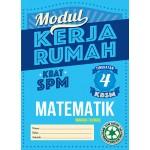 Tingkatan 4 Model Kerja Rumah Matematik