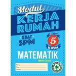 Tingkatan 5 Model Kerja Rumah Matematik