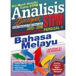Penggal 1 STPM Analisis Bertopik 2013-2018 Bahasa Melayu