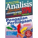 Penggal 1 STPM Analisis Bertopik 2013-2018 Pengajian Perniagaan