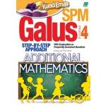 Tingkatan 4 Kunci Emas Galus Additional Mathematics (SBSA)