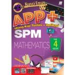 Tingkatan 4 Kunci Emas APP+ Mathematics