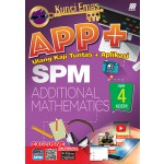 Tingkatan 4 Kunci Emas APP+ Additional Mathematics