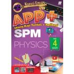 Tingkatan 4 Kunci Emas APP+ Physics