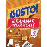 Tingkatan 4 GUSTO! Grammar Workout