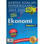 Penggal 2 STPM KSPTL 2013-2018 Ekonomi
