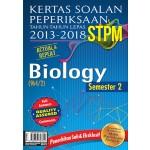 Penggal 2 STPM KSPTL 2013-2018 Biology