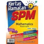 KERTAS RAMALAN SPM MATHEMATICS (BILINGUAL)