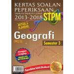 Penggal 3 STPM KSPTL 2013-2018 Geografi