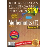 Penggal 3 STPM KSPTL 2013-2018 Mathematics T