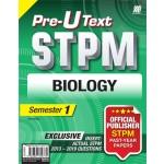 Penggal 1 STPM Teks Pra-U Biology