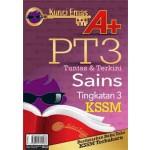 TINGKATAN 3 KUNCI EMAS A+ PT3 SAINS