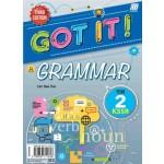 Tahun 2 Got It Grammar