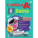 Tahun 6 Modul Aktiviti Formula A+ Sains