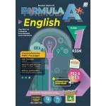 TINGKATAN 1 MODUL AKTIVITI FORMULA A+  KSSM ENGLISH