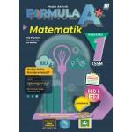 TINGKATAN 1 MODUL AKTIVITI FORMULA A+  KSSM MATEMATIK(BILINGUAL)