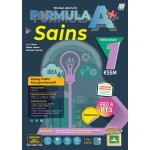 TINGKATAN 1 MODUL AKTIVITI FORMULA A+  KSSM SAINS(BILINGUAL)