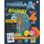 TINGKATAN 4 MODUL AKTIVITI FORMULA A+  KSSM BIOLOGI(BILINGUAL)