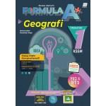 TINGKATAN 1 MODUL AKTIVITI FORMULA A+  KSSM GEOGRAFI