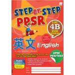 四年级B Step-by-step PPSR 英文