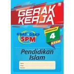 TINGKATAN 4 GERAK KERJA KSSM PENDIDIKAN ISLAM