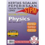 Kertas Soalan Peperiksaan Tahun-Tahun Lepas STPM Physics Semester 1-2-3