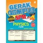 TINGKATAN 4 GERAK GEMPUR SPM PHYSICS(BILINGUAL)