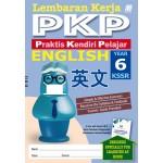 六年级Lembaran Kerja PKP Praktis Kendiri Pelajar 英文