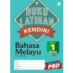 Tahun 1 Buku Latihan Kendiri Bahasa Melayu