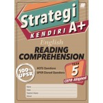 Tahun 5 Strategi Kendiri A+ English Reading Comprehension