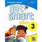 TAHUN 3 GET SMART PLUS 3 STUDENT'S BOOK SJK&SK