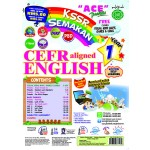 Tahun 1 Ace Praktis CEFR Aligned English