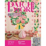 Patchwork拼布教室10:春天,最美的遇見!玫瑰花拼布的手作魅力
