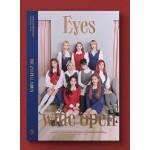 TWICE - 2ND FULL ALBUM: EYES WIDE OPEN (RETRO VER.) (CD)
