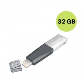 SANDISK 32GB IXPAND MINI FLASH DRIVE
