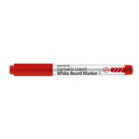 MONAMI Liquid White Board Marker 222 Fine Red