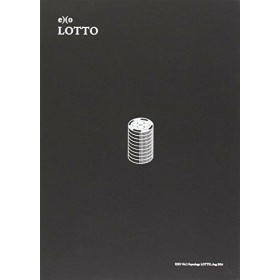 EXO - LOTTO (3rd Repackage Album) - Chinese