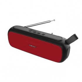 SONICGEAR P8000 BLUETOOTH SPEAKER SUPER BLACK RED