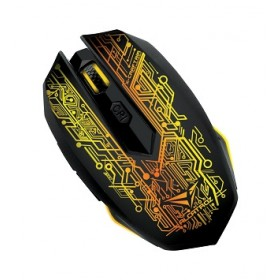ALCATROZ X-CRAFT AIR TRON 5000 WIRELESS SILENT GAMING MOUSE