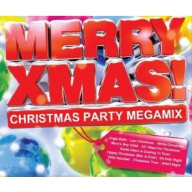 MERRY XMAS CHRISTMAS PARTY MEGAMIX (2CD)