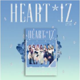 IZ*ONE - HEART*IZ (Sapphire Version) (Kihno)