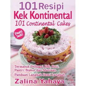 101 CONTINANTAL CAKES