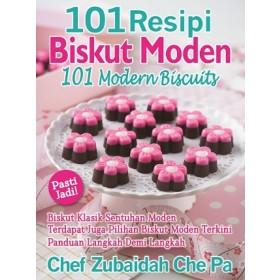 101 MODERN BISCUITS