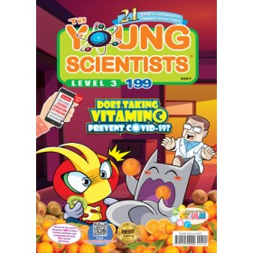THE YOUNG SCIENTISTS LEVEL 3 ISSUE 199