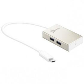 J5CREATE JCH343 USB-C TO 4-PORT HUB